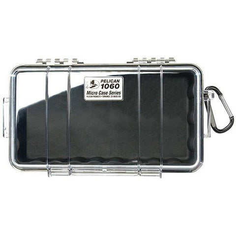 PELICAN 1060 MICRO CASE - CLEAR BLACK LINER - Hock Gift Shop | Army Online Store in Singapore