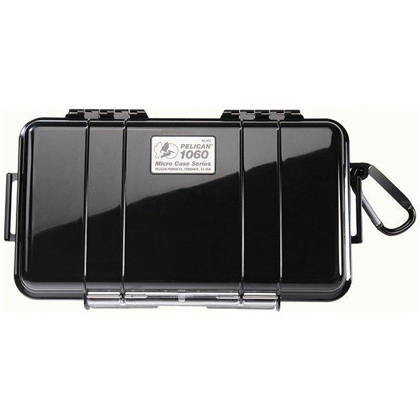 PELICAN 1060BK MICRO CASE - SOLID BLACK LINER - Hock Gift Shop | Army Online Store in Singapore