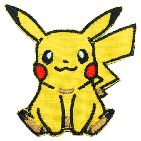 PIKACHU PATCH - Hock Gift Shop | Army Online Store in Singapore