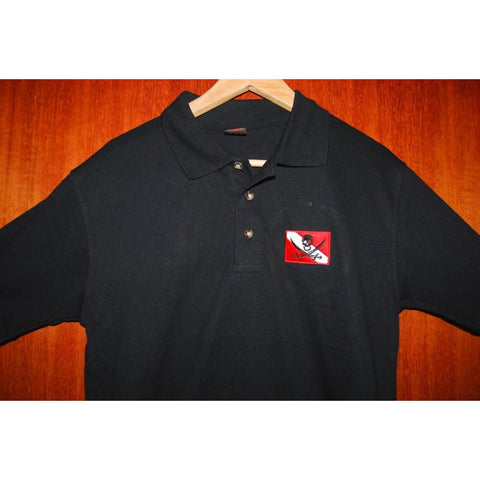 HGS POLO T-SHIRT - PIRATE DIVER - Hock Gift Shop | Army Online Store in Singapore