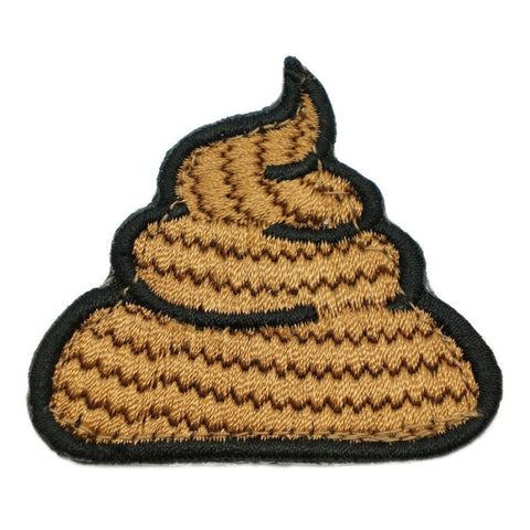POO PATCH - FULL COLOR - Hock Gift Shop | Army Online Store in Singapore