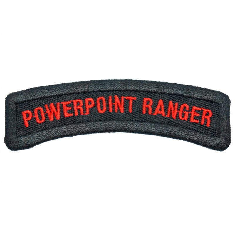 Powerpoint ranger tab black hock gift shop army online store powerpoint ranger tab black hock gift shop army online store in singapore negle Image collections