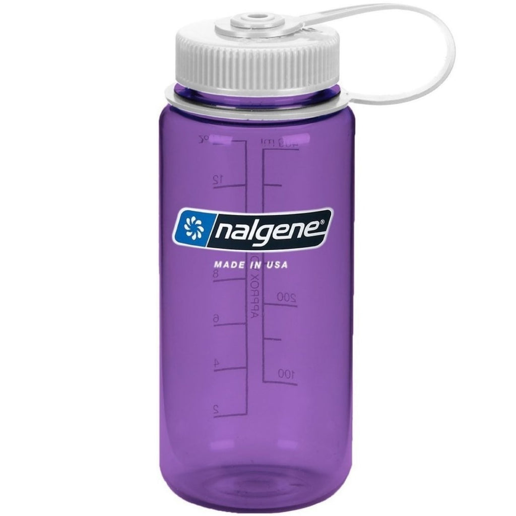 NALGENE WIDE MOUTH 400 ML - PURPLE