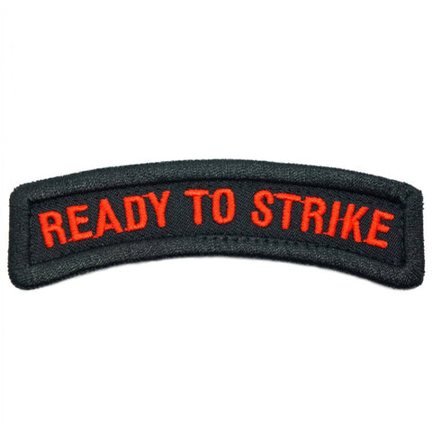 READY TO STRIKE TAB - BLACK - Hock Gift Shop | Army Online Store in Singapore