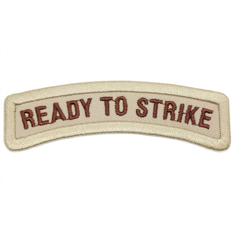 READY TO STRIKE TAB - BROWN - Hock Gift Shop | Army Online Store in Singapore