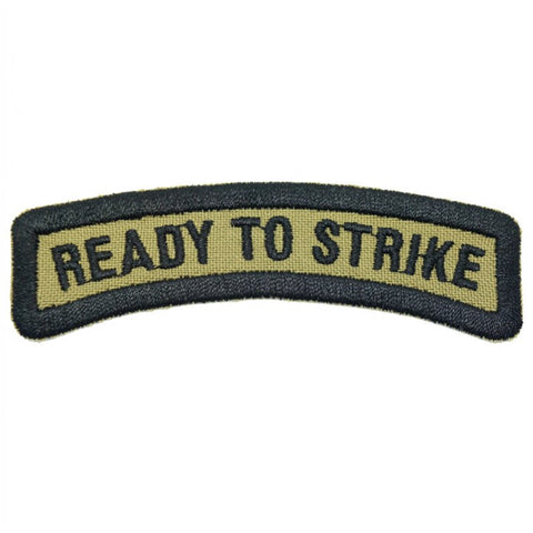READY TO STRIKE TAB - OLIVE GREEN - Hock Gift Shop | Army Online Store in Singapore