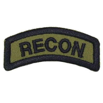 RECON TAB - OLIVE GREEN - Hock Gift Shop | Army Online Store in Singapore