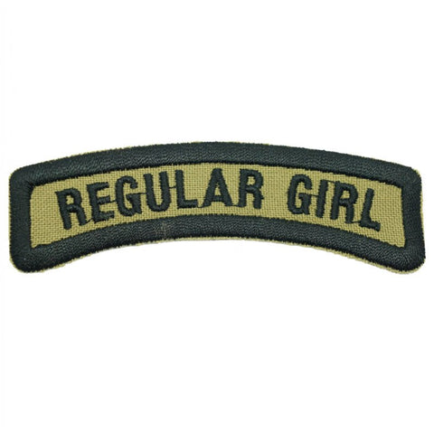 REGULAR GIRL TAB - OLIVE GREEN - Hock Gift Shop | Army Online Store in Singapore