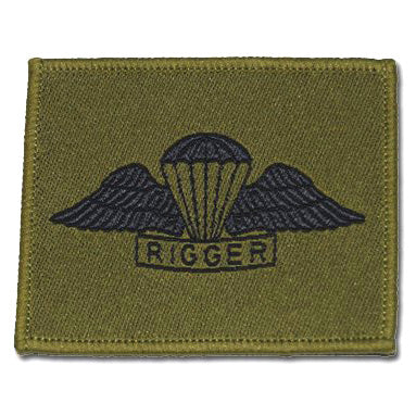 SAF #4 BADGE - RIGGER AIRBORNE - Hock Gift Shop | Army Online Store in Singapore