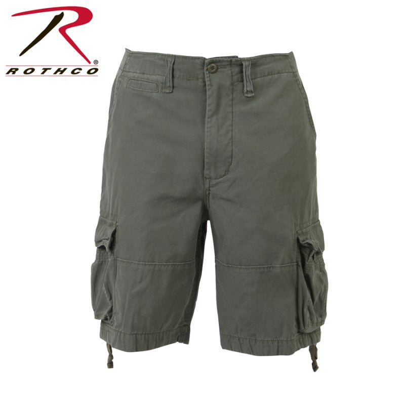 ROTHCO INFANTRY SHORTS - OD GREEN - Hock Gift Shop | Army Online Store in Singapore