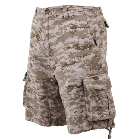 ROTHCO INFANTRY SHORTS - DESERT DIGITAL - Hock Gift Shop | Army Online Store in Singapore