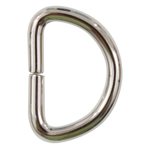 "ROTHCO 3/4"" D RING - NON WELDED - Hock Gift Shop 