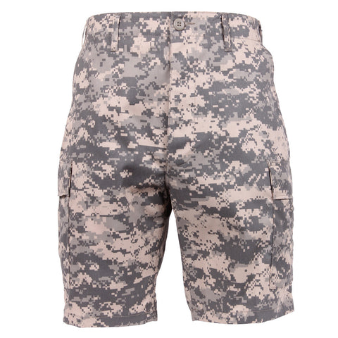 ROTHCO BDU SHORTS - ACU DIGITAL CAMO - Hock Gift Shop | Army Online Store in Singapore