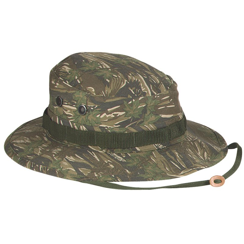 ROTHCO CAMO POLY COTTON BOONIE HAT - SMOKEY BRANCH – Hock Gift Shop ... 53d383691b5
