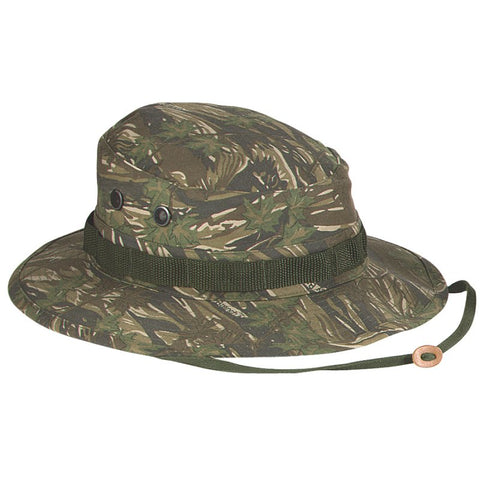 ROTHCO CAMO POLY/COTTON BOONIE HAT - SMOKEY BRANCH - Hock Gift Shop | Army Online Store in Singapore