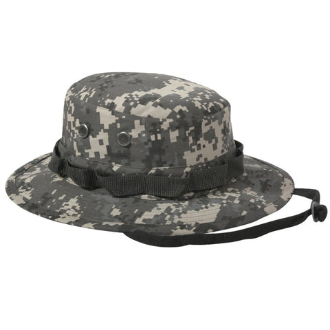 ROTHCO CAMO POLY/COTTON BOONIE HAT - SUBDUED URBAN - Hock Gift Shop | Army Online Store in Singapore