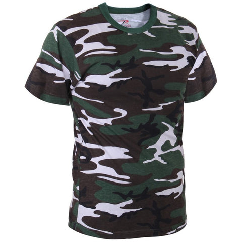 ROTHCO CAMO T-SHIRT - CONTRETE JUNGLE - Hock Gift Shop | Army Online Store in Singapore