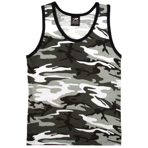 ROTHCO TANK TOP - CITY CAMO - Hock Gift Shop | Army Online Store in Singapore