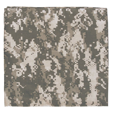 ROTHCO COLORED CAMO BANDANA - ACU - Hock Gift Shop | Army Online Store in Singapore
