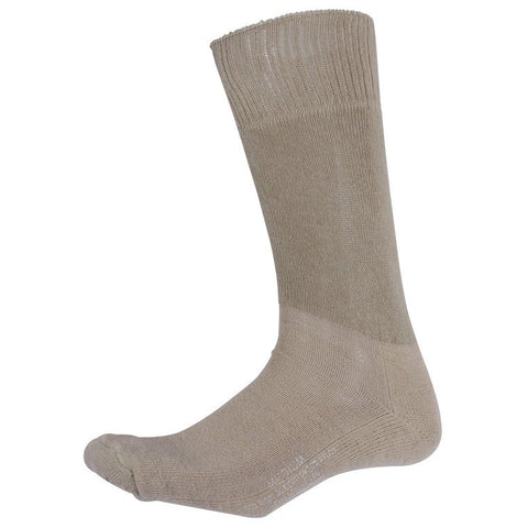 ROTHCO CUSHION SOLE SOCKS - KHAKI - Hock Gift Shop | Army Online Store in Singapore