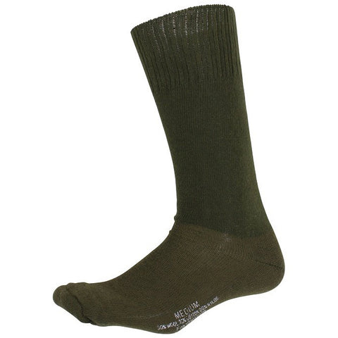 ROTHCO CUSHION SOLE SOCKS - OD - Hock Gift Shop | Army Online Store in Singapore