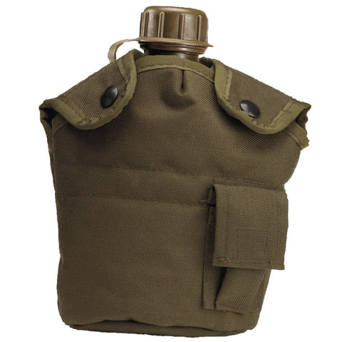 ROTHCO G.I. TYPE ENHANCED NYLON 1QT. CANTEEN COVER - OD GREEN - Hock Gift Shop | Army Online Store in Singapore