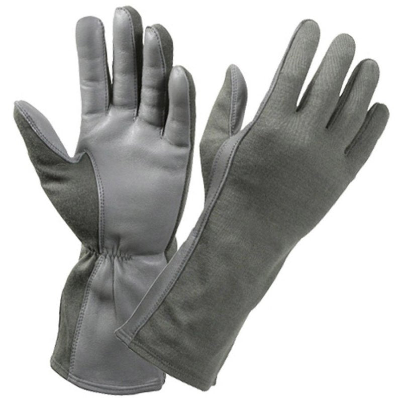 ROTHCO G.I. TYPE FLAME RESISTANT FLIGHT GLOVES - FOLIAGE - Hock Gift Shop | Army Online Store in Singapore