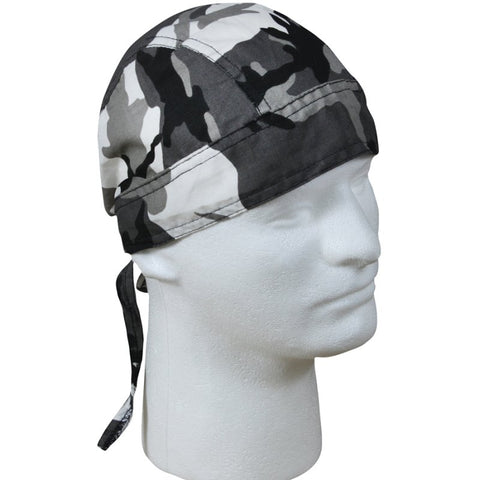 ROTHCO HEAD WRAP - CITY CAMO - Hock Gift Shop | Army Online Store in Singapore