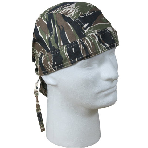 ROTHCO HEAD WRAP - TIGER STRIPE CAMO - Hock Gift Shop | Army Online Store in Singapore