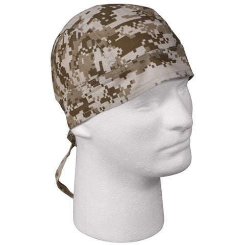 ROTHCO HEAD WRAP - DESERT DIGITAL CAMO - Hock Gift Shop | Army Online Store in Singapore