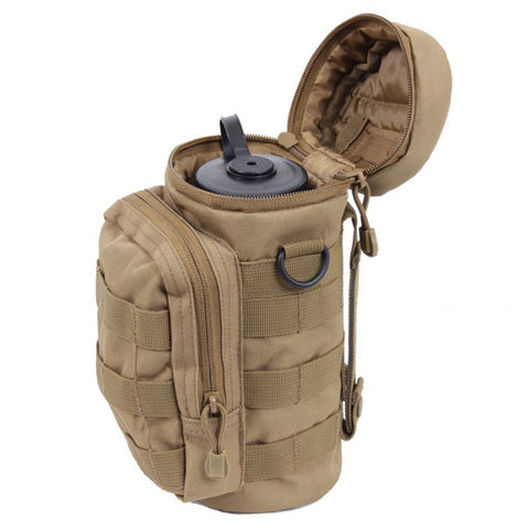 ROTHCO MOLLE COMPATIBLE WATER BOTTLE POUCH - COYOTE - Hock Gift Shop | Army Online Store in Singapore