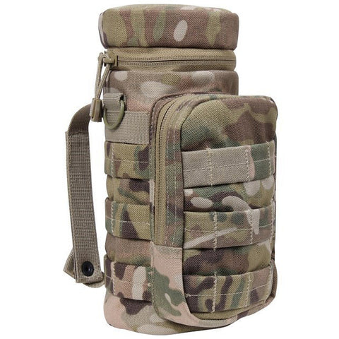 ROTHCO MOLLE COMPATIBLE WATER BOTTLE POUCH - MULTICAM - Hock Gift Shop | Army Online Store in Singapore