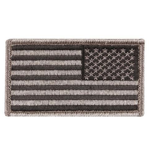 ROTHCO REVERSE AMERICAN FLAG PATCH - FOILAGE - Hock Gift Shop | Army Online Store in Singapore