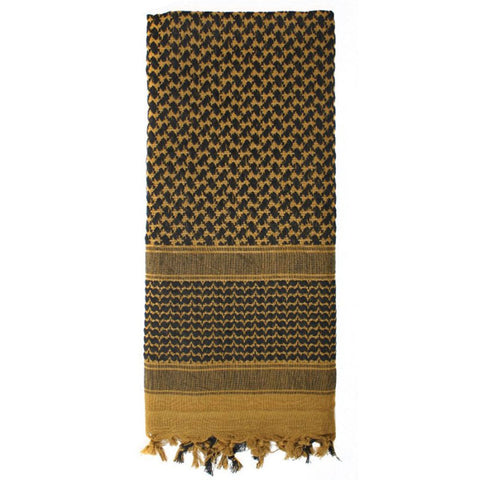 ROTHCO SHEMAGH TACTICAL DESERT SCARF - COYOTE - Hock Gift Shop | Army Online Store in Singapore