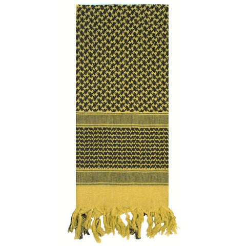 ROTHCO SHEMAGH TACTICAL DESERT SCARF - DESERT SAND - Hock Gift Shop | Army Online Store in Singapore