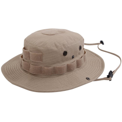 ROTHCO TACTICAL BOONIE HAT - KHAKI - Hock Gift Shop | Army Online Store in Singapore