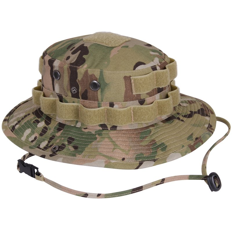 94107a98a0d ROTHCO TACTICAL BOONIE HAT - MULTICAM – Hock Gift Shop