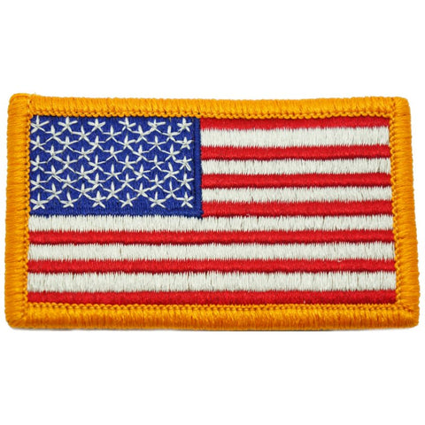 ROTHCO USA FLAG PATCH - FULL COLOR - Hock Gift Shop | Army Online Store in Singapore