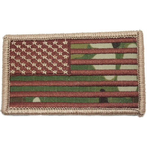 ROTHCO USA FLAG PATCH - MULTICAM - Hock Gift Shop | Army Online Store in Singapore