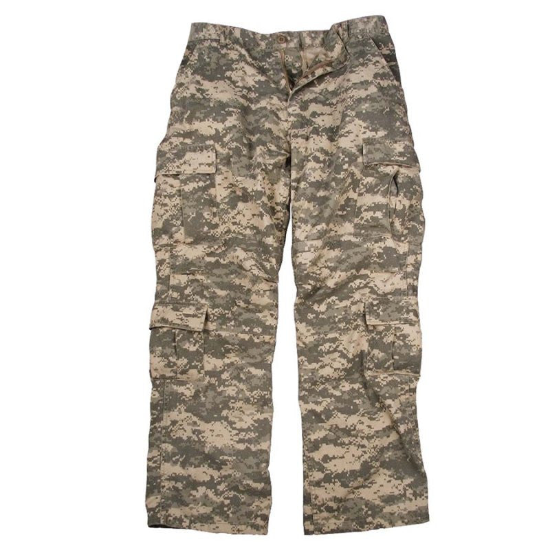 ROTHCO PARATROOPER FATIGUE PANTS - ACU DIGITAL - Hock Gift Shop | Army Online Store in Singapore