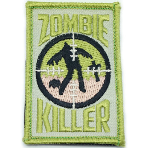 ROTHCO ZOMBIE KILLER PATCH - Hock Gift Shop | Army Online Store in Singapore