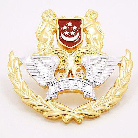 RSAF #3 - CAP BADGE - Hock Gift Shop | Army Online Store in Singapore