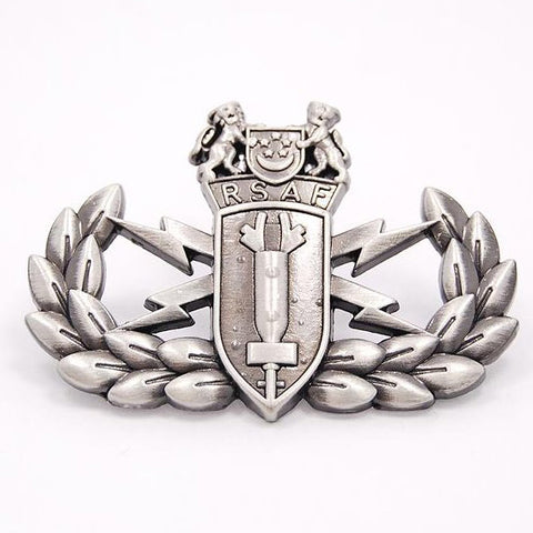 RSAF #3 - EOD PIN - Hock Gift Shop | Army Online Store in Singapore