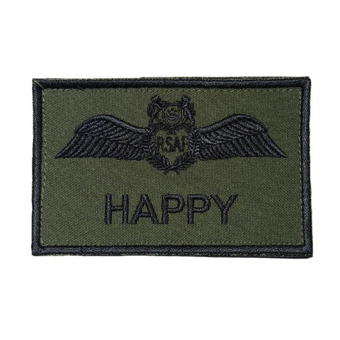 RSAF WINGS (WITH NAME CUSTOMIZATION) - Hock Gift Shop | Army Online Store in Singapore