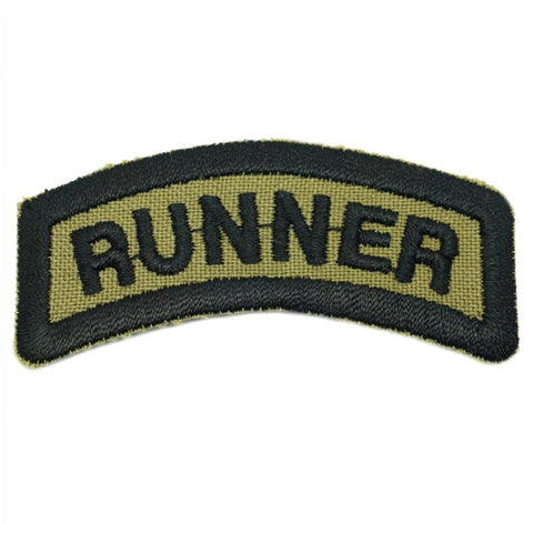 RUNNER TAB - OLIVE GREEN - Hock Gift Shop | Army Online Store in Singapore