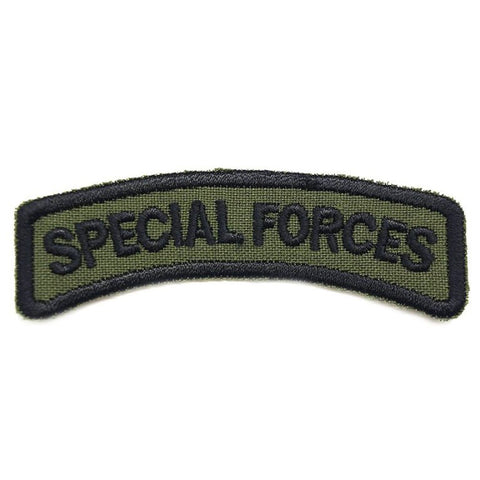 SAF SPECIAL FORCES TAB - OD GREEN - Hock Gift Shop | Army Online Store in Singapore