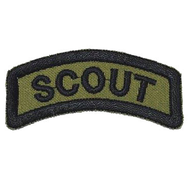 SCOUT TAB - OLIVE GREEN - Hock Gift Shop | Army Online Store in Singapore