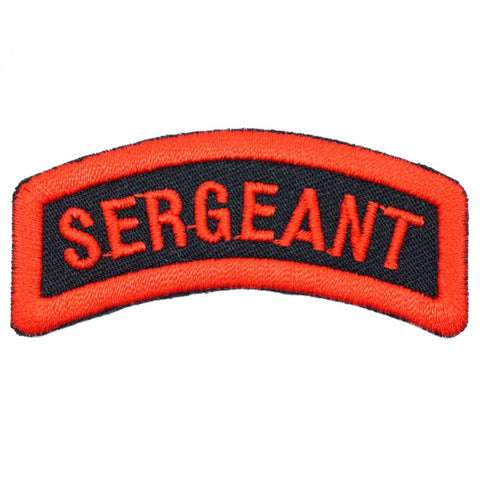SERGEANT TAB - BLACK - Hock Gift Shop | Army Online Store in Singapore