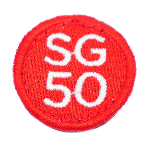 SG 50 PATCH - Hock Gift Shop | Army Online Store in Singapore