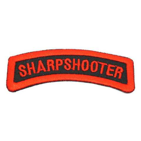 SHARPSHOOTER TAB - BLACK RED - Hock Gift Shop | Army Online Store in Singapore